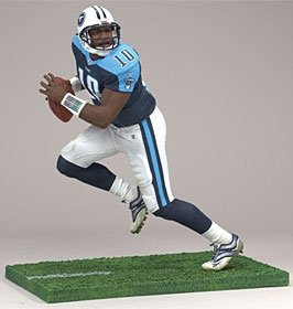 Tennessee Titans Vince Young 6'' Mcfarlane Figurine