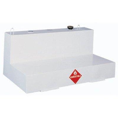 Liquid Transfer Tanks - 78-gal delta steel l-shaped liquid tran