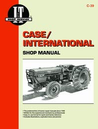 Case-IH 385 Tractor Service Manual (IT Shop) by Jensales