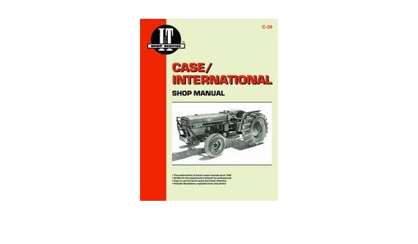 amazon com: case-ih 685 tractor service manual (it shop): home improvement
