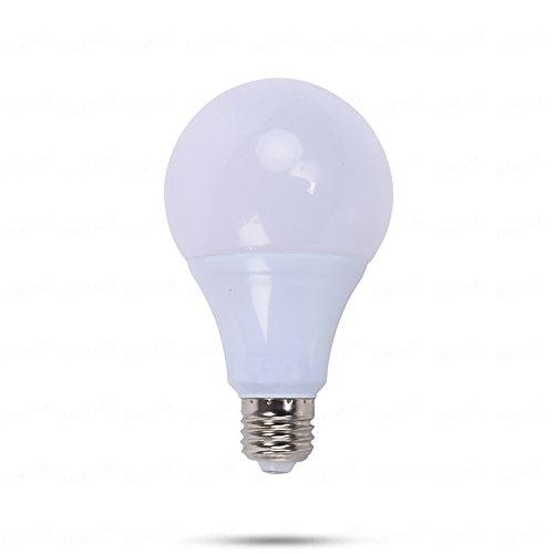 Energy saving lamp Off Grid And Solar Faint Fixture 1Pcs, 3000K/6000K For RV Camper Nautical, 5W AC/DC 12-24V Low Voltage Short Bulbs, E26 E27 12 Volt Led Bulbs (Color : ()