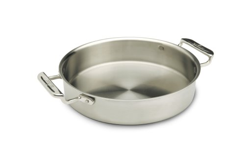 All Clad Ovenware 9 Inch Round Baker