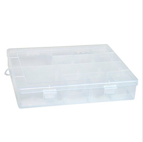Adjustable Organizer Containers Removable Dividers product image