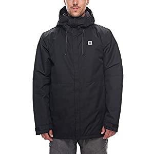 686 Men's Foundation Insulated Jacket | Waterproof Ski and Snowboard Jacket