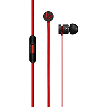 Beats MHD02AM/B by Dr. Dre Wired Earphones with Mic (Black) <span at amazon
