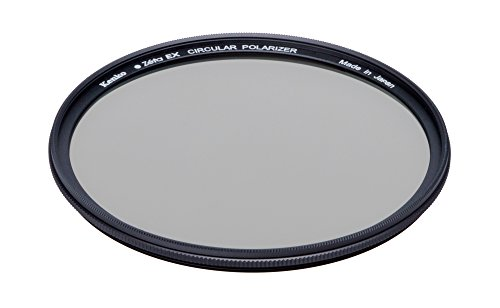 Kenko 82mm Zeta EX C-PL ZR-Coated Super Slim Frame Camera Lens Filters by Kenko
