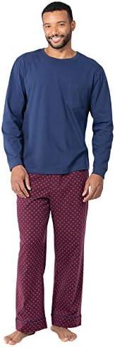 PajamaGram Pajamas for Men Cotton - Mens Pajama Sets