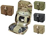 Spec Operator First Response Rip-Away IFAK Pouch w/ Molle (Black)