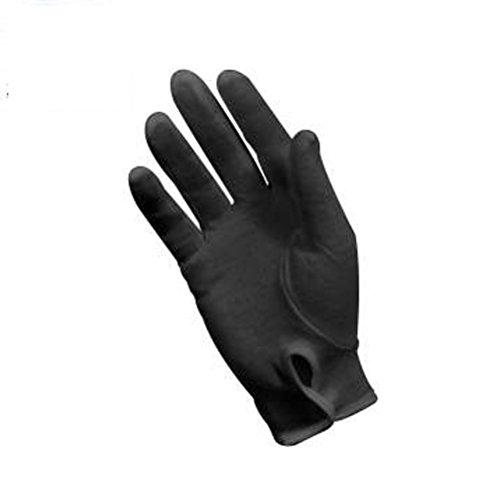 Rothco 100% Cotton Parade Gloves - Black Size XL ()