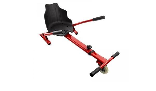 ECONNECT Hoverkart ALL SIZES ROJO Silla adaptable Hoverboard 6,5/8/10 pulgadas, SILLA PATINETE ELECTRICO, SILLA KART, HOVER KART, SCOOTERKART,SILLA HOVERBOARD: Amazon.es: Deportes y aire libre
