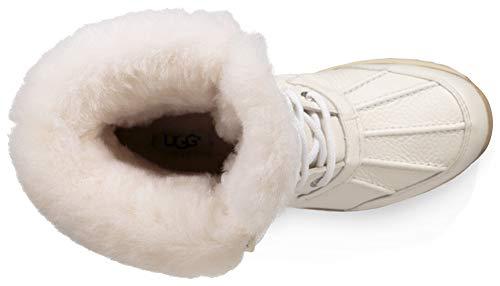 Iii Ugg Boot W Women Adirondack White Quilt vqqaAx1wt