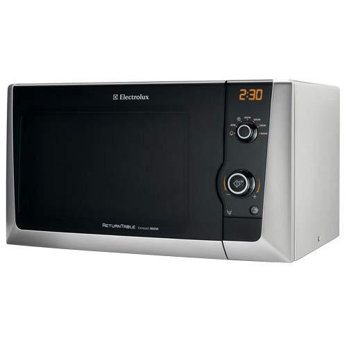 Electrolux EMS21400S - Microondas (1250W, 48.5 cm, 42.2 cm, 28.7 ...