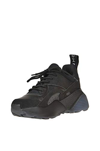 Nero Poliestere Mcglcak000005001e Donna Sneakers Mccartney Stella ISXwq1x1O