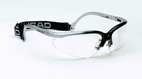 HEAD Racquetball Goggles – Pro Elite Anti Fog & Scratch Resistant Protective Eyewear w/ UV Protection