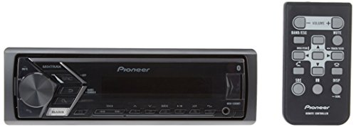 Pioneer MVH-S300BT Single DIN Bluetooth Digital Media ()
