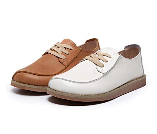 De Mujer Bajo Con Jane Literarios Un Mary Vintage Tacón Zapatos Cordones d5xUqdwR