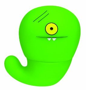 UglyDoll Series 2 Uglyworm Green Action Figure (Figures Uglydoll Action Series)