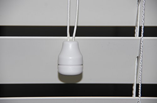 HomeAmore 8 Pack Safety White Blind Knobs. This Tassel Separates The Pull Cords When Excessive Pressure is Detected to Avoid Potential Child Or Pet Strangulation. A Smart Choice for Parents. by HomeAmore (Image #6)
