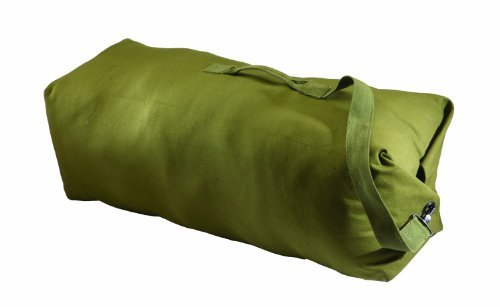 Texsport Canvas Duffle Bag - 6