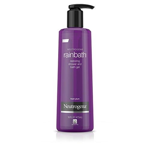 Neutrogena Rainbath Restoring Shower and Bath Gel - Fresh Plum, 16 FL (Fresh Plum)