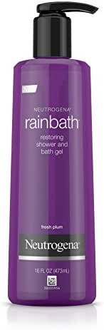 Body Washes & Gels: Neutrogena Rainbath Restoring Shower & Bath Gel