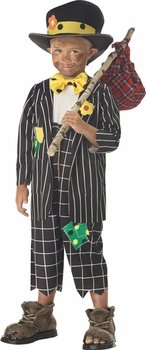 Costumes Kids Hobo (Little Hobo Child Costume Size 3-4)