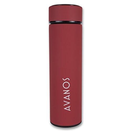 €23.91 Avanos, thermos in acciaio inox per sport, ufficio ...