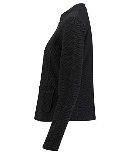 Gerry schwarz Weber Blouson Femme Noir 11000 xx6OPqF