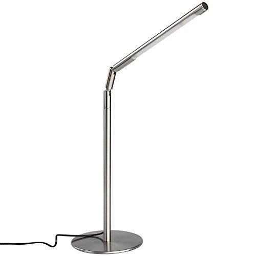 Jago A+ LED-Schreibtischlampe Schreibtischleuchte Büro Klemmleuchte Kabellänge ca 140 cm einzeln oder im 2er-Set