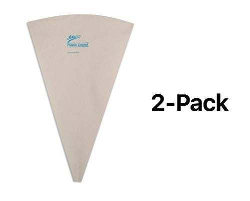 "Ateco 2314 14"" Pastry Bag (2 Pack)"