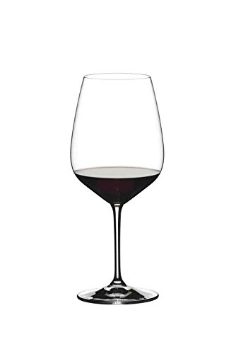 Riedel SST (SEE, SMELL, TASTE) Cabernet Wine Glass, Set of 2 by Riedel