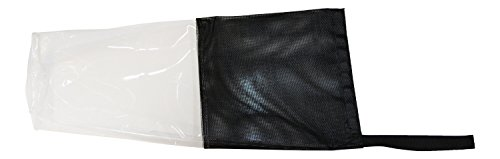 Mesh Collection Bag (2133 Tropical Fish Collection Holding Bag, Velcro Closure, Mesh (Small))