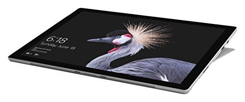 Microsoft Surface Pro 12.3 Inch Pixelsense Tablet PC (Silver) – (Intel 7th Gen Core i7-7660U4GHz, 16 GB RAM, 1TB SDD, Intel Iris Plus Graphics 640, Windows 10 Pro, 2017 Model)