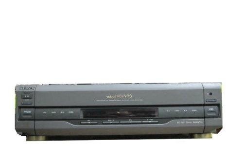 SONY Hi8+VHSビデオデッキ  WV-BW1 三か月保証 シリアルNo.847116  22493   B00GEU82AU