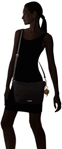 45 Desigual portés Noir 24 Femme épaule x x 18SAXF77 14 Sacs cm AZnqfa