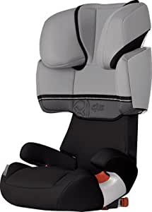 cybex solution x fix booster car seat stone. Black Bedroom Furniture Sets. Home Design Ideas