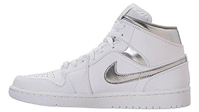 Jordan 1 Mid Mens Style: 554724-105 Size: 11.5 M US