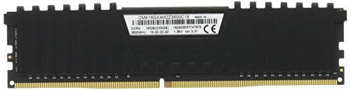 Build My PC, PC Builder, Corsair CMK16GX4M2Z3600C18