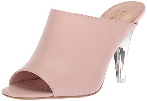 Avec Les Filles Women's Jazz Heeled Sandal, avec Pink Nappa, 7.5 M US