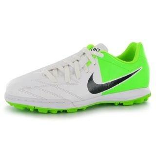 official photos a61d0 c20bb Chaussures d entraînement de football Total 90 Shoot IV TF Euro 2012 Junior  Blanc