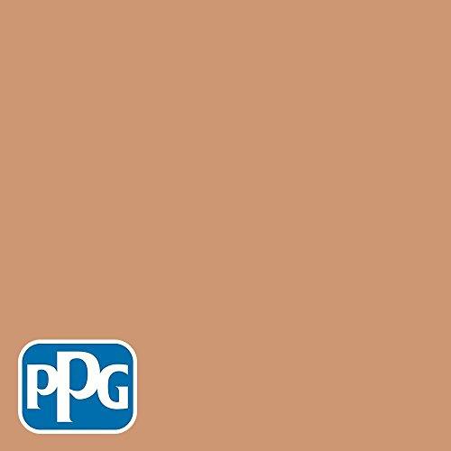 Butterscotch Creamy - PPG Diamond 1 gal. #HDGO24D Creamy Butterscotch Semi-Gloss Interior Paint with Primer