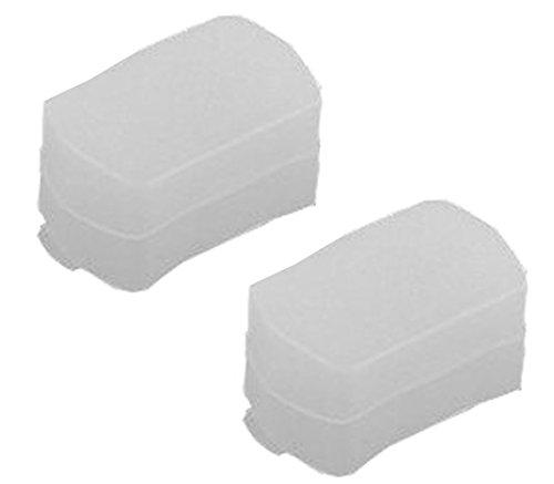 Honbay 2Pcs of White Flash Diffuser for Yongnuo YN 560, 565, YN560 I II II & YN565EX