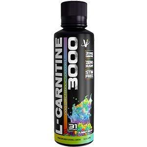 VMI Sports L-Carnitine 3000 Liquid Metabolic Enhancer, Gummy