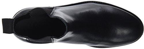 Chelsea 990 Tommy Femme Jeans Classic Noir Bottes Boot Basic Black qxwXpzxTWS