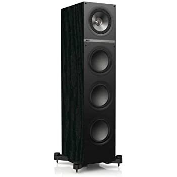 kef q700. kef q700 floorstanding loudspeaker - black ash (single) kef e
