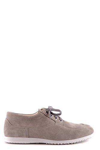 Hogan Grigio Uomo Sneakers In Camoscio Mcbi148429o wF7qAwZ
