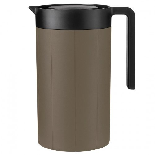 Stelton Dot Press Coffee Maker, Brown