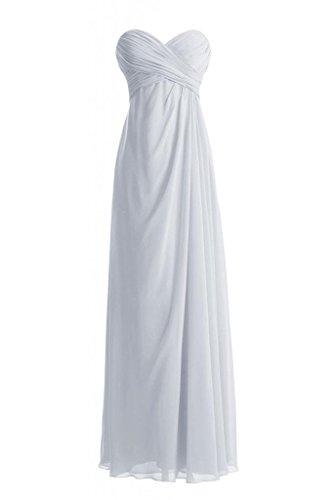 57 Beach Dress Wedding Evening silver Party Long BM7712 Dress DaisyFormals Sweetheart zwFqA