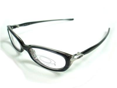 New Oakley Rx Eyeglass Frame Soft Top 4.0 Smoke - Top Eyeglasses Brand