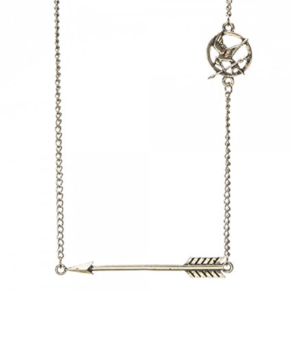 Hunger Games Arrow Necklace